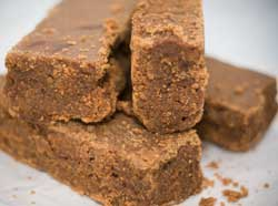 Devon Cottage Organic Fudge 250 gram bars